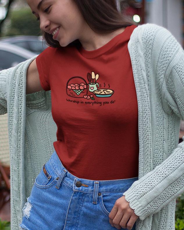 Apple Pie shirt