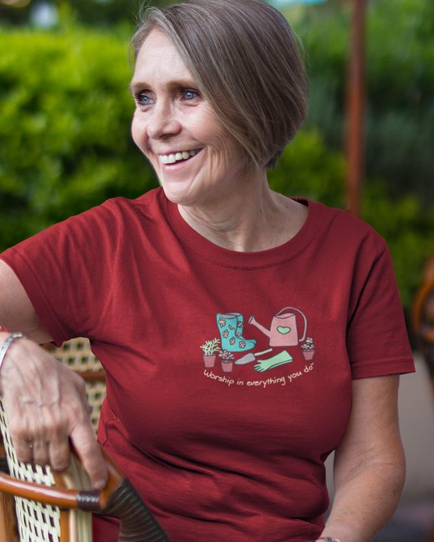 Gardening Shirt
