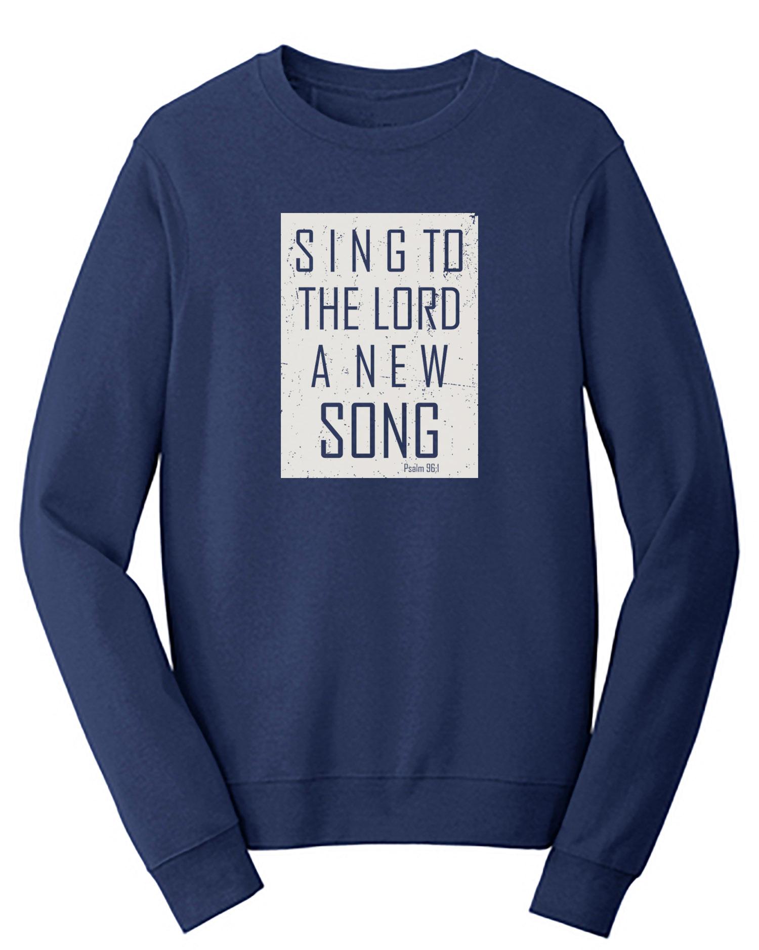 A New Song Sweatshirt