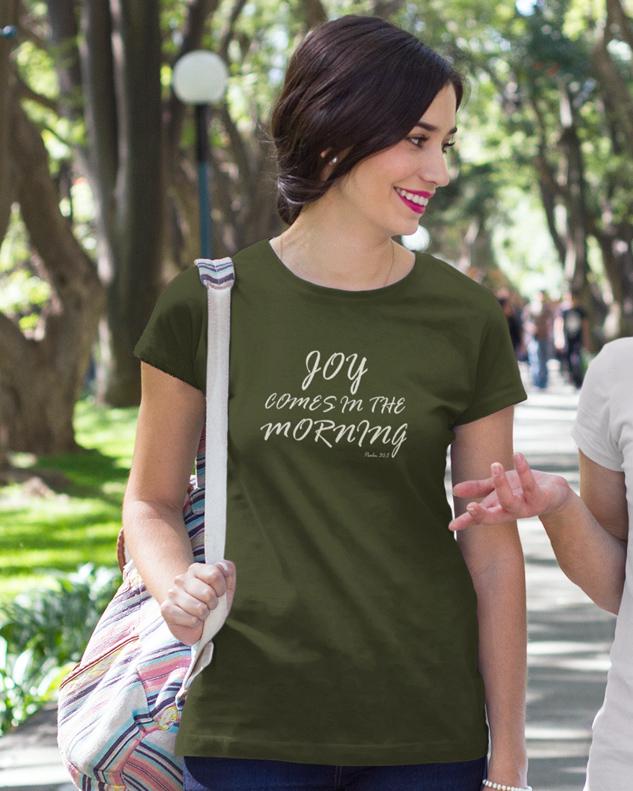 Morning Joy Tee Shirt