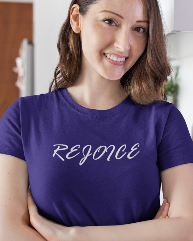 Rejoice Tee Shirt