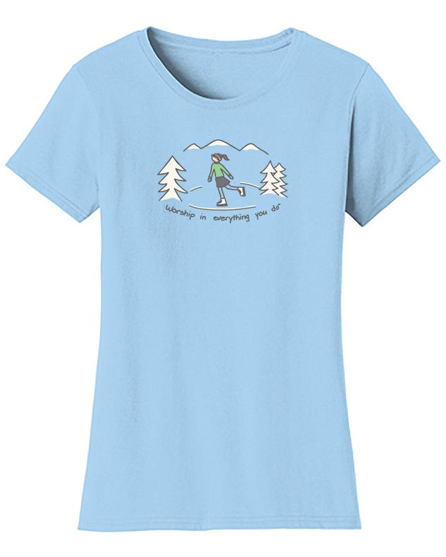 Ice Skating Shirt